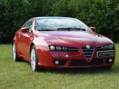 brugt Alfa Romeo Brera 2,2 JTS 16V Sky View 185HK 2d 6g