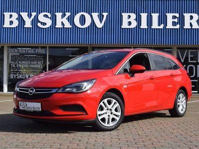 brugt Opel Astra 1.4 T 150 Enjoy ST