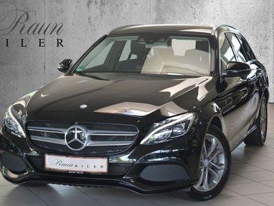 brugt Mercedes C250 D T 4 Matic Avantgarde