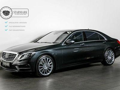begagnad Mercedes S500 4,7 aut. 4-M lang