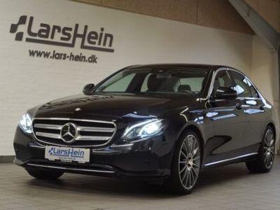 brugt Mercedes E350 Avantgarde aut.