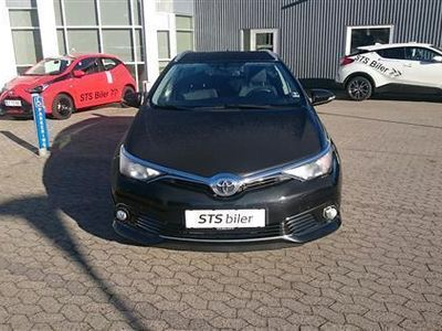 gebraucht Toyota Auris Touring Sports 1,2 T T2 Comfort 116HK Stc 6g