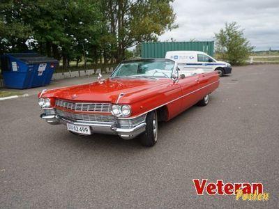 brugt Cadillac Deville 7,2 Cabriolet aut.