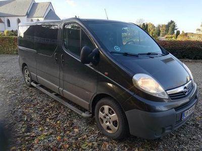 brugt Opel Vivaro 2,0