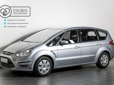 brugt Ford S-MAX 2,0 TDCi 140 Trend Coll. aut. 7prs