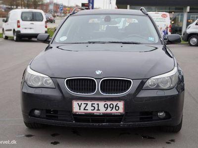 brugt BMW 530 530 D aut. 218HK Stc