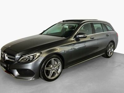 brugt Mercedes C300 2,0 stc. aut.
