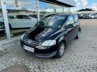 brugt VW Fox 1,4 DK