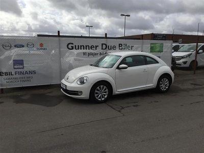 brugt VW Beetle 1,6 TDI Design 105HK 3d