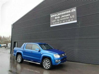 brugt VW Amarok 3,0 V6 TDI Aventura 4Motion 258HK Pick-Up 8g Aut. 2019