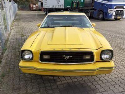 brugt Ford Mustang V8