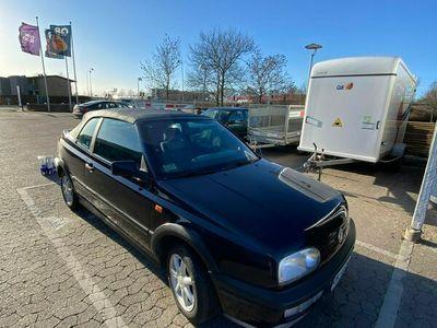 brugt VW Golf Cabriolet 3 1,8