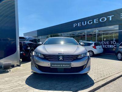 brugt Peugeot 508 SW 1,5 BlueHDi Allure EAT8 start/stop 130HK Stc 8g Aut.