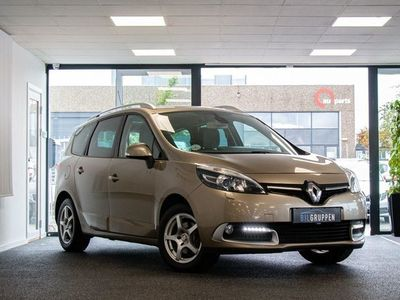 brugt Renault Grand Scénic III 1,5 dCi 110 Limited Edition 7prs