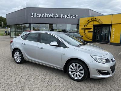brugt Opel Astra 4 Turbo Cosmo Start/Stop 140HK 6g