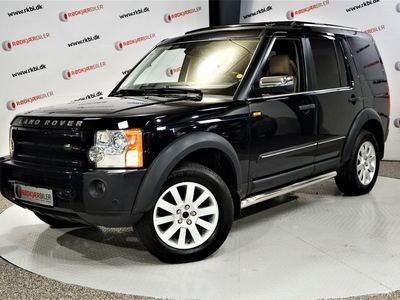 brugt Land Rover Discovery 3 2,7 TDV6 HSE aut. 7prs