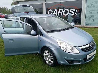 brugt Opel Corsa 1,3 CDTI DPF edition 100+ 75HK 5d