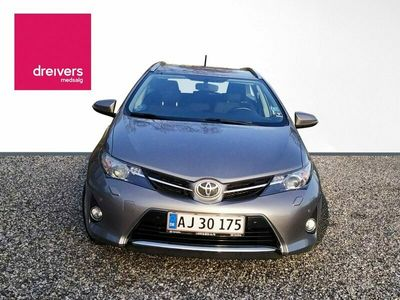 brugt Toyota Auris 1.6 Valvematic Touring Sports
