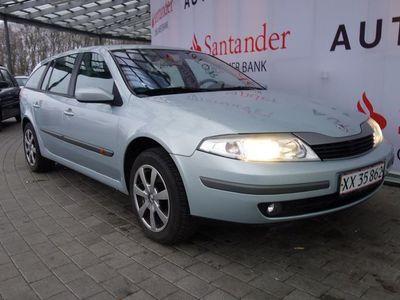 brugt Renault Laguna 1,8 Authentique 123HK Stc