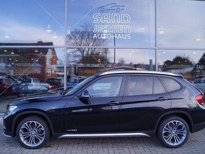 brugt BMW X1 2,0 xDrive25d aut. Van
