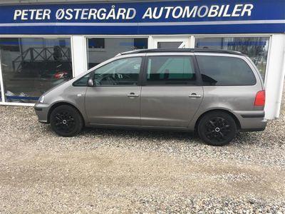 brugt Seat Alhambra 2,0 16V TDI Sport 140HK 6g