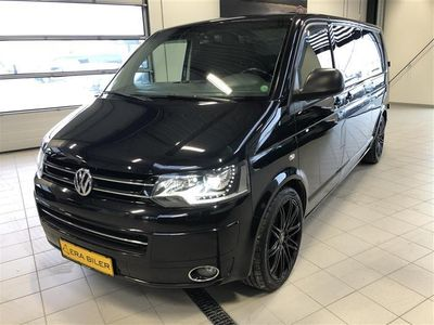 brugt VW Transporter Lang 2,0 TDI 3ton DSG 180HK Van 7g Aut.