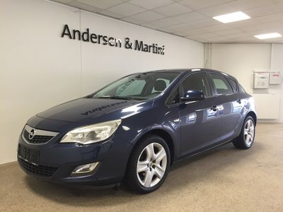 brugt Opel Astra 6 Enjoy 115HK 5d Aut.
