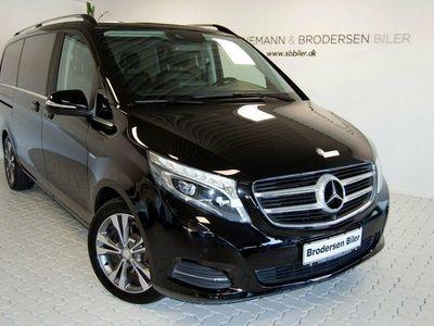 brugt Mercedes V220 d 2,2 Avantgarde lang