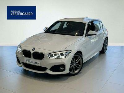 brugt BMW 118 i 1,5 M-Sport Steptronic 140HK 5d 7g Aut.