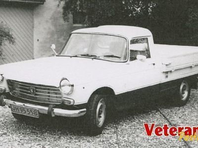usado Peugeot 404 Pick Up Benzin
