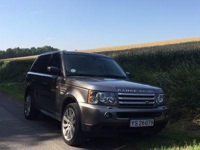 brugt Land Rover Range Rover sport