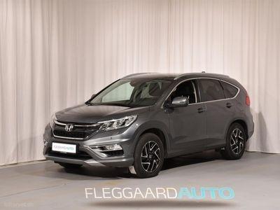 brugt Honda CR-V 1,6 i-DTEC Elegance Plus Navi 120HK 5d