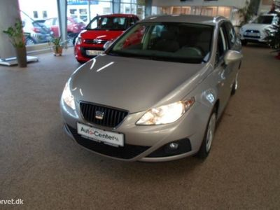 brugt Seat Ibiza 1,6 Commonrail TDI DPF Style 90HK Stc