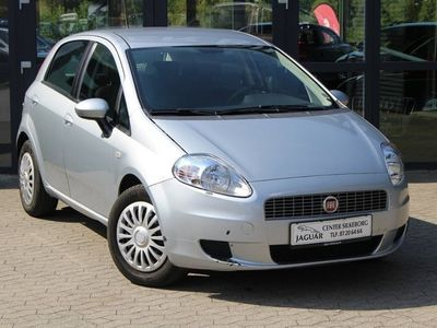gebraucht Fiat Grande Punto 1,3 JTD 75 Dynamic