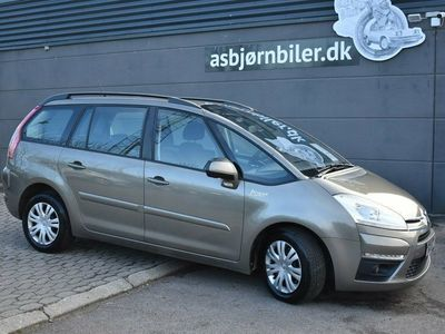 gebraucht Citroën Grand C4 Picasso 2,0 HDi 150 Seduction