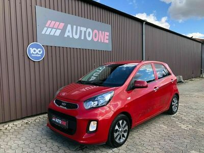brugt Kia Picanto 1,0 Style Limited