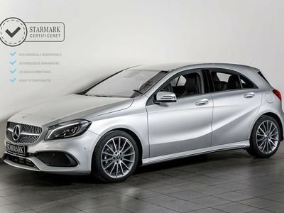 used Mercedes A200 1,6 Edition