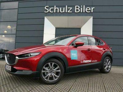 brugt Mazda CX-30 2,0 Skyactiv-G Mild hybrid Cosmo m. Technology Pack 150HK 5d 6g