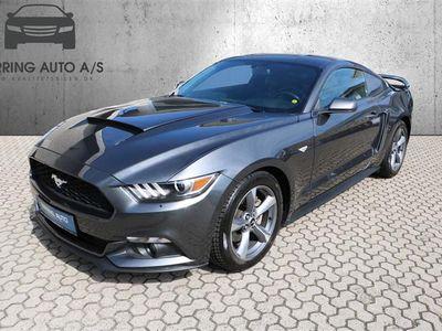 brugt Ford Mustang 3,7 305HK 2d 6g Aut. - Personbil - gråmetal
