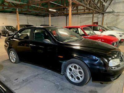 brugt Alfa Romeo 156 2,5 V6 24V