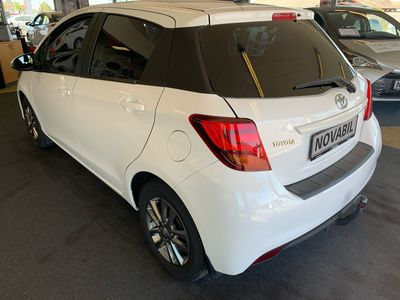brugt Toyota Yaris 1,3 VVT-I T2 Limited Edition 100HK 5d 6g A+