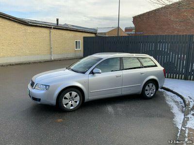 brugt Audi A4 1,6 102