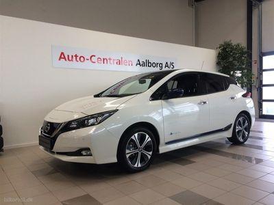 brugt Nissan Leaf ELECTRIC 2WD TEKNA 40 KWH
