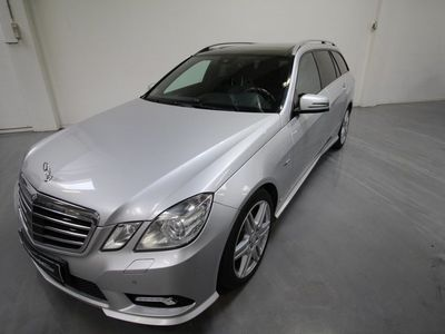 used Mercedes E350 0 CDi Elegance stc. aut. BE