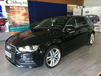 brugt Audi A3 Sportback 1,4 TFSi 150 Ambiente
