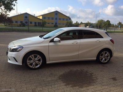 brugt Mercedes A180 1,5 CDI Business 7G-DCT 109HK 5d 7g Aut.