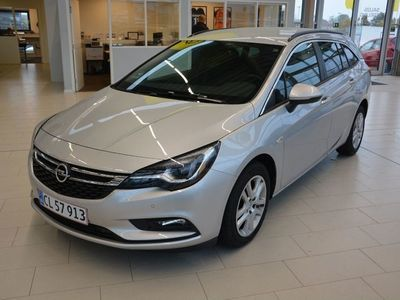 brugt Opel Astra 4 T 150 Excite ST aut.