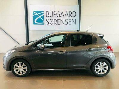 brugt Peugeot 208 1,2 PureTech Emotion 82HK 5d
