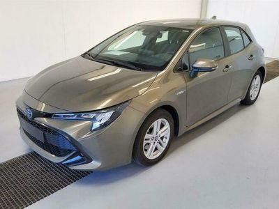 brugt Toyota Corolla 2,0 Hybrid H3 Smart E-CVT 184HK 5d 6g Aut.