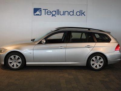 brugt BMW 318 d Touring Steptr.